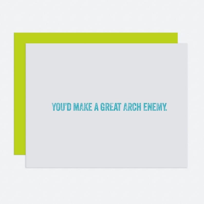 Arch Friend  Friendship Card image 1