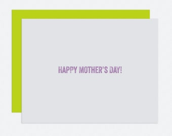 Opposite of Dad - Mother's Day Card