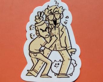 reddie sticker 2