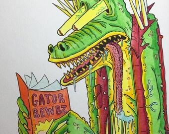 Gator Bewbz