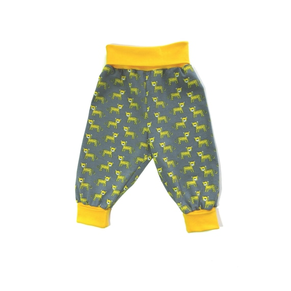 e614e143a Tiger organic slouch pants sizes 0 6 years unisex childrens