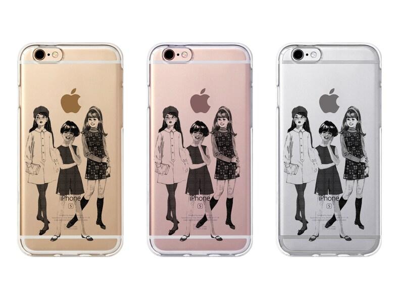 coque iphone x pour les filles ado avec des bagues de téléphone