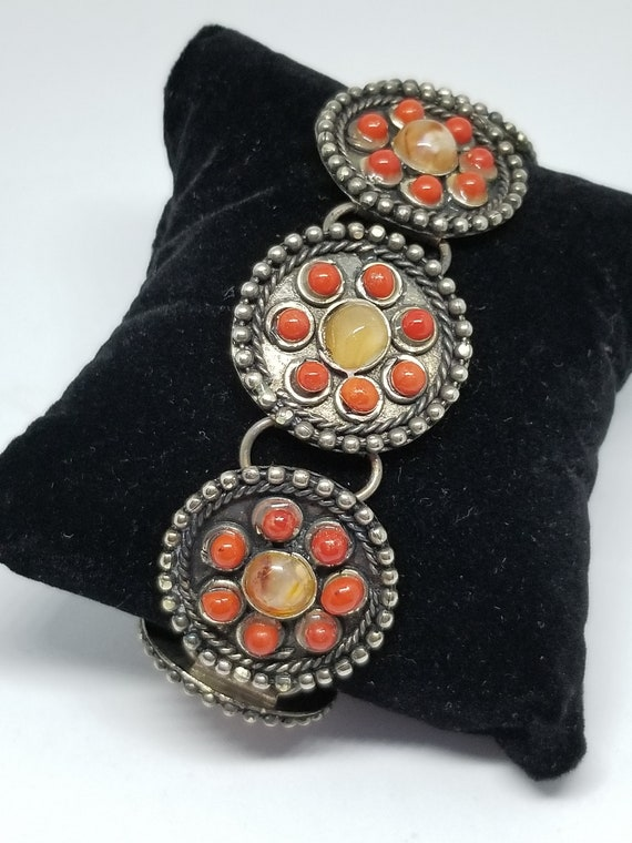 Amazing silver earrings rocker gorgeous turquise native Indian jewelry conchos ethnic hippie dope western cowgirl cowboy folk tribe #boho