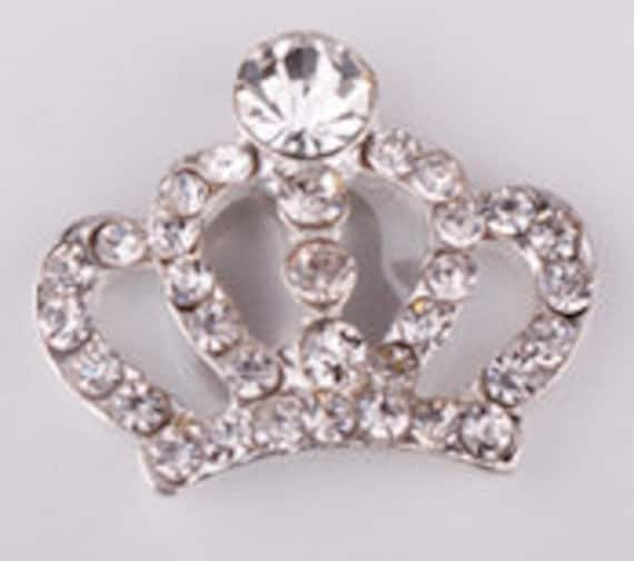 5 ~ 30X Diamant Strass Cristal Perle Embellissement Boutons grappe de BRICOLAGE