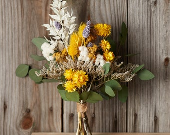 Sunrise Dried Bouquet, Small