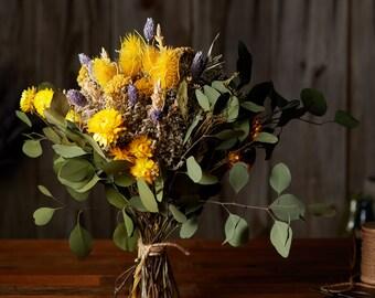 Sunrise Dried Bouquet, Large
