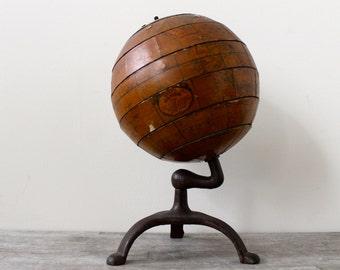 Geographic Educator Jigsaw Puzzle Globe - Circa 1927 - TREASURY PICK