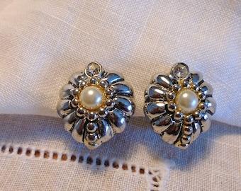Earrings clips (421)