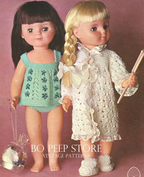 Dolls Clothes for Nightclothes Baby Doll Outfit and Dressing  968aa23f1
