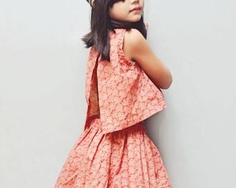 Gigi Crop Top Skirt Set PDF Sewing Pattern /MG2715