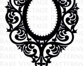 ornate hand mirror drawing.  Mirror Victorian Ornate Hand Mirror Stencil 2 X Files Jpg  Png Transparent Images  Clip Art Scrapbooking Printable 300dpi 85x11 Instant Download On Drawing O