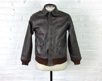 7eb2f1796 A2 flight jacket | Etsy