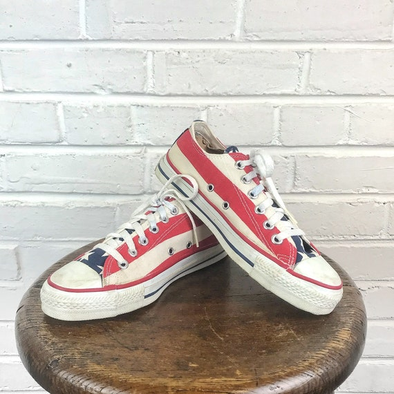 Size 4 1/2 Vintage Converse All Stars Chuck Taylor