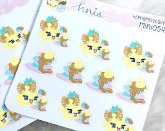 MINI054 - Piha Pancakes Sticker Sheet