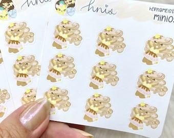 MINI059- Butter Chibi Sticker Sheet