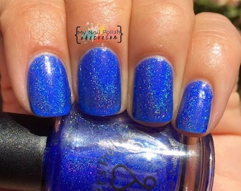 Swim Through The Deep Skies nail polish