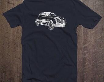 Racing Saab 93F t-shirt
