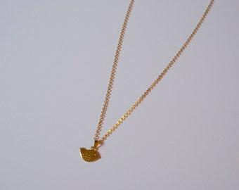 Tiny Bird Necklace