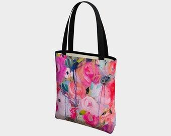 Soul Canvas Tote Bag