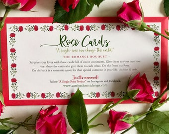 Rose Cards: The Romance Collection
