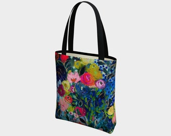 Lover Canvas Tote Bag