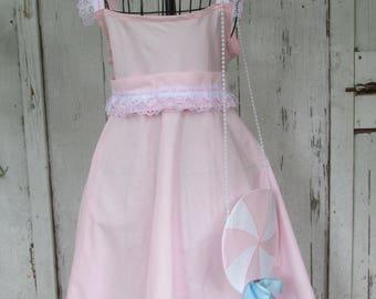 Sweet Lolita Jumper Purse Headdress  Kawaii Lolita Costume  Lolita Cosplay