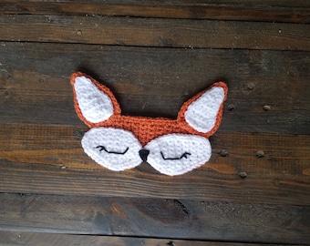 Sleepy Fox Sleep Mask