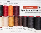 Tiger Thread / Ritza 25 for Leatherwork (20m)