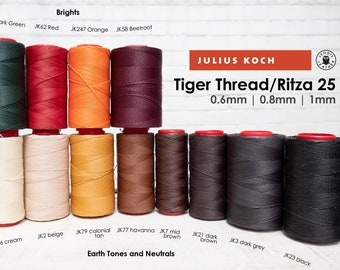 Tiger Thread / Ritza 25 for Leatherwork (20m)