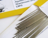 John James Saddler's Harness Needles (pkt. 25)