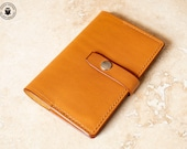 Leather Moleskine Extra Small Volant Cover (Cowboy Tan)