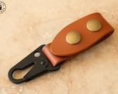 Leather Keyper or Key Piece (Newton)