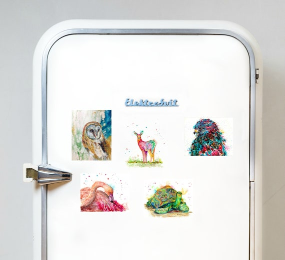 Refrigerator art magnets your choice by Ellen Brenneman