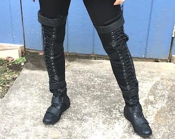 1f0a418e28e4e Moto boots | Etsy