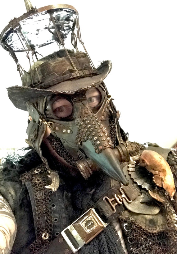 Custom Wasteland Costume Services