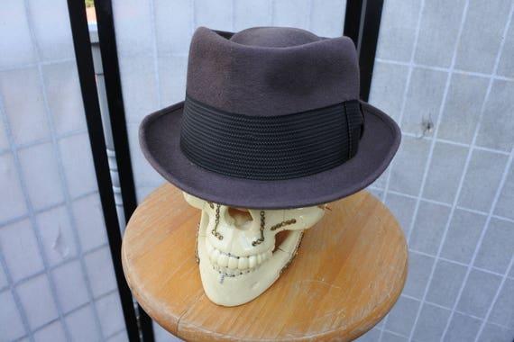 Deluxe Porkpie Hat, Fedora