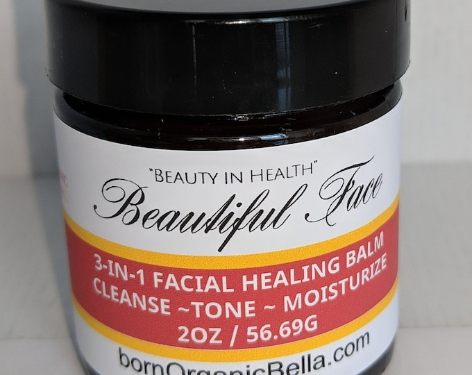 Facial Cleansing Healing Balm™ 1.7oz
