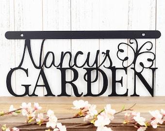 Garden Name Signs
