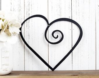 Heart Metal Wall Art   Valentines   Metal Sign   Metal Wall Decor   Wall Hanging   Love   Wall Decor   Wall Art   Sign   Heart   Steel Sign