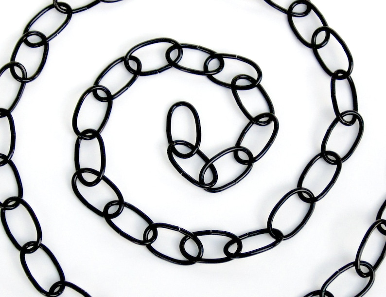Metal Chain For Mounting Metal Signs  Per Foot image 0