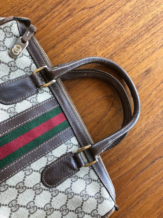 a4b1a6858b11 Gucci Handbag Authentic and Vintage