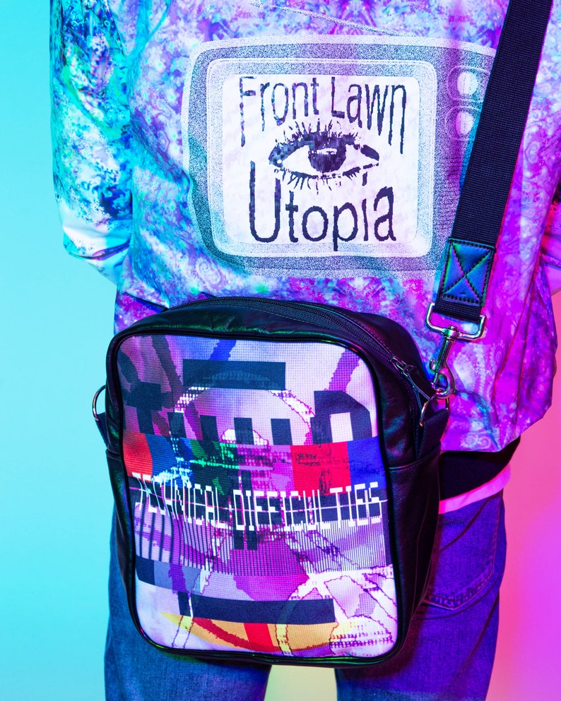 UTOPIA Bomber Jacket