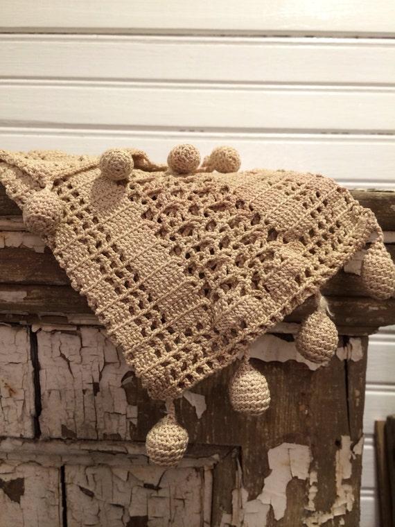 Victorian Crochet Purse