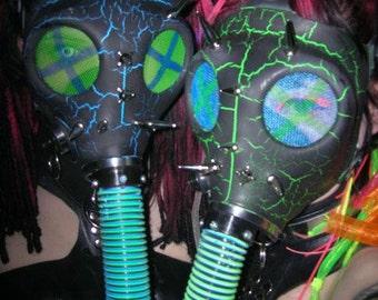 ON SALE M119UV Dual Gas Mask