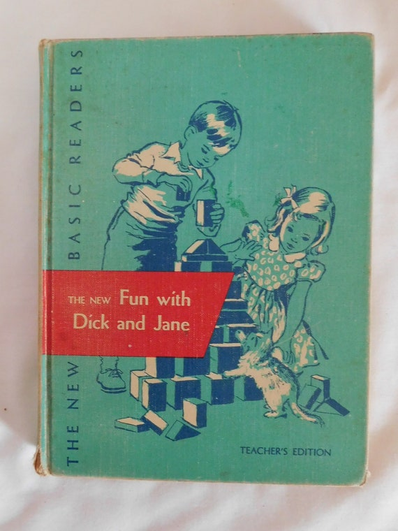 dick-and-jane-basal-readers-girls