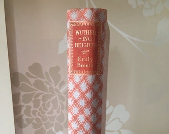 Wuthering Heights Emily Bronte Classic Vintage Hardback Book