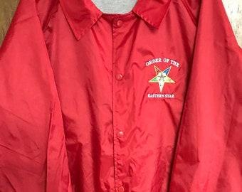OES Windbreaker Jacket
