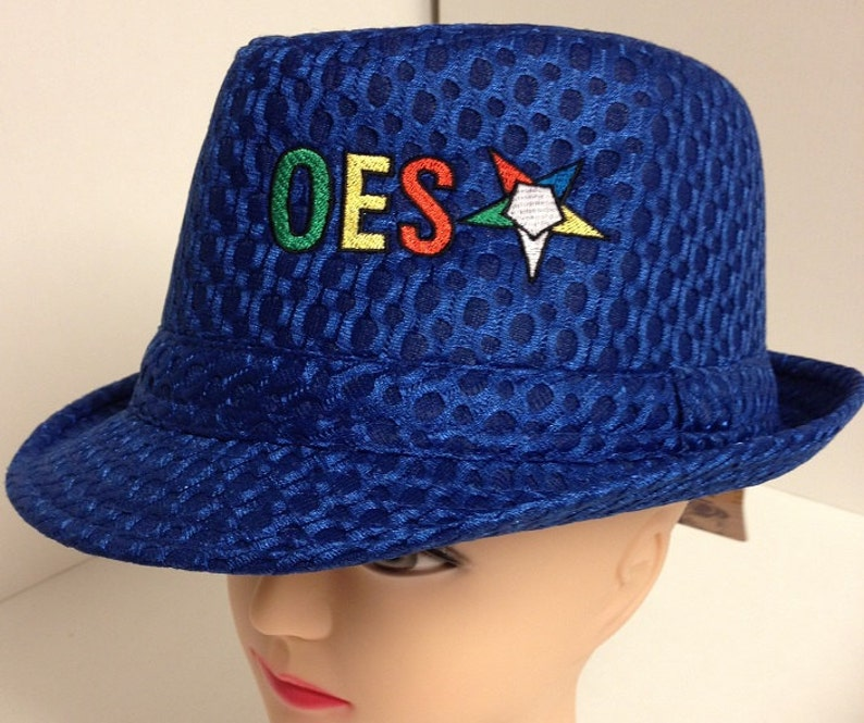 314d54eb752 Order of the Eastern Star Fedora
