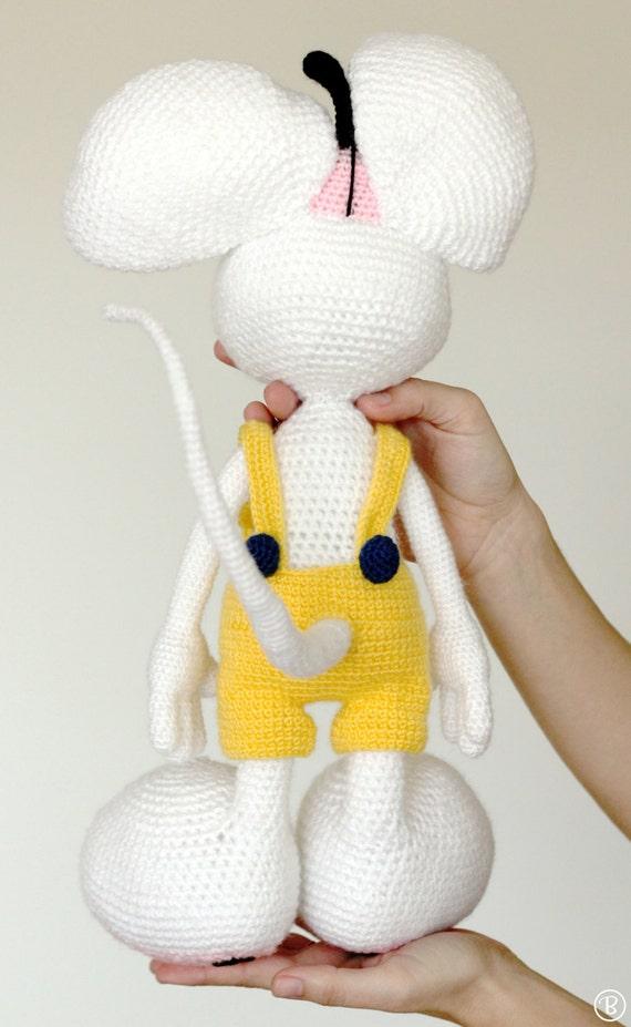 Pattern Diddl Amigurumi Crochet Pattern Etsy