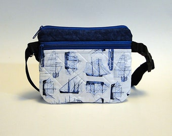 Time To Get Ship Faced And Get A Little Nauti Waist Pack Fanny Pack For Travel